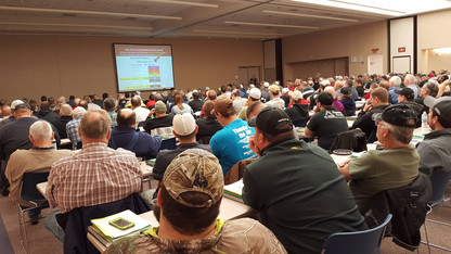 1,500+ attend Nebraska Extension crop clinics
