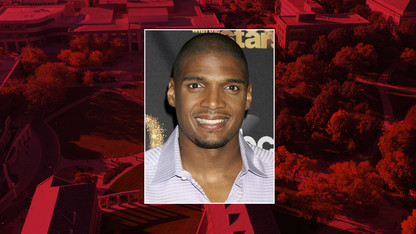 Trailblazing football player Michael Sam to speak March 14