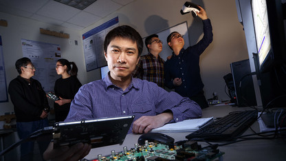 Wei's CAREER project to bridge speed, security of cloud computing