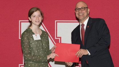 Celebration honors youth pre-admitted to Nebraska