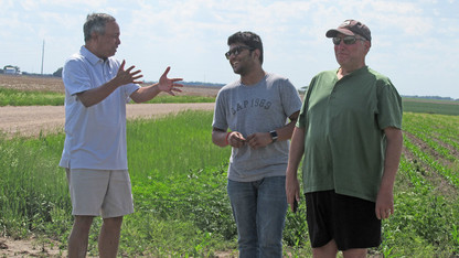 Husker-led research team to examine irrigation's role in precipitation