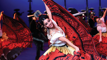Lied offers free student tickets to Ballet Folkórico de Mexico