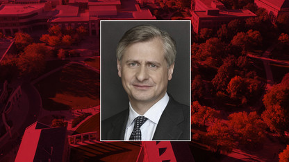 Author Jon Meacham to open E.N. Thompson series