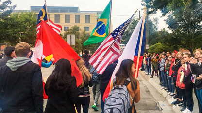 International students invited to share at Community Chats