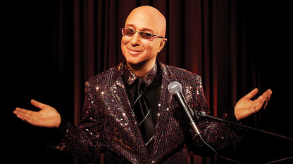 Paul Shaffer, princesses, hip-hop dancers coming to Lied