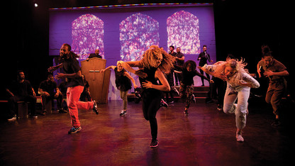 Hip-hop dancers sought for Lied Center performance