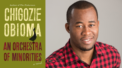 Obioma's new novel to be celebrated with author reading, discussion