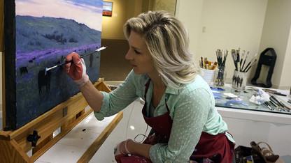 Great Plains Art Museum opens new artist studio, education lab