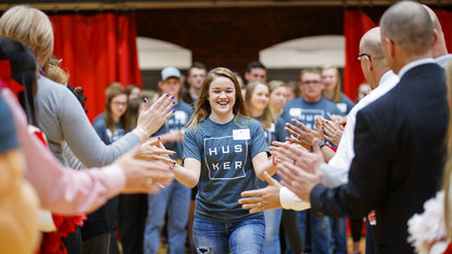 University recognizes 52 future Huskers during FFA convention