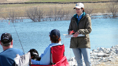 Husker researchers to survey anglers at Omaha lakes