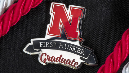 First Husker program notches inaugural graduates