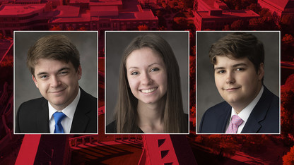 Three Huskers named Goldwater Scholars