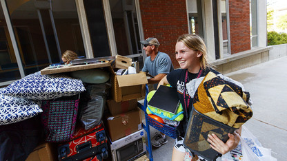 Student move-in to begin Aug. 19