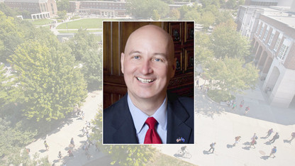 Yeutter Institute kicks off podcast with Gov. Ricketts