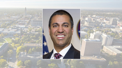 FCC chairman to visit university on Sept. 18