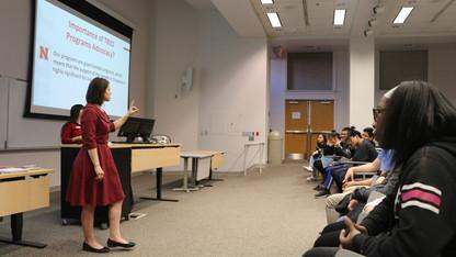 National TRIO Day celebrates program's success on campus