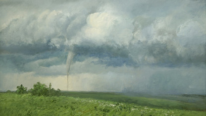 Great Plains Art Museum opens weather, photography exhibitions