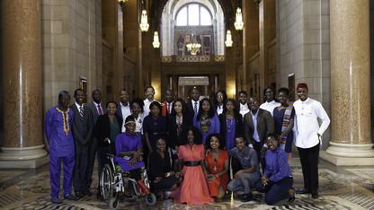 Young African leaders return to Nebraska in summer 2020