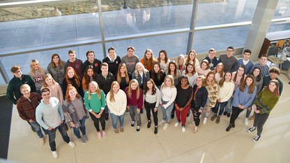 42 students selected as new strengths coaches for College of Business