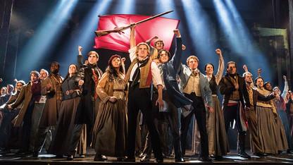Lied's Broadway series features 'Les Misérables,' 'The Band's Visit'