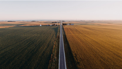 Nebraska ag land values increase for first time since 2014