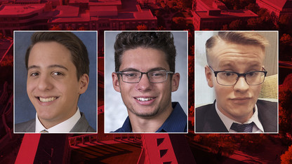 3 Husker undergraduates earn Boren Awards