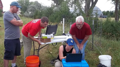 Research helps define groundwater recharge in Nebraska