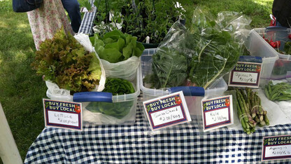 Buy Fresh Buy Local provides local food pickup, delivery resource list