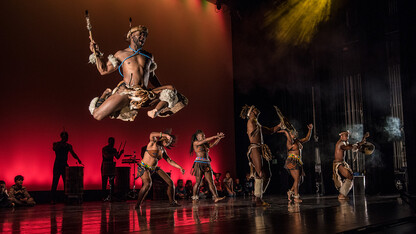 Step Afrika!, 'Phantom' star, 'Tupperware Party' among Lied's early season highlights