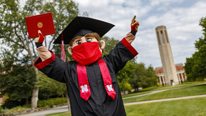 Nebraska awards 732 degrees in virtual graduation
