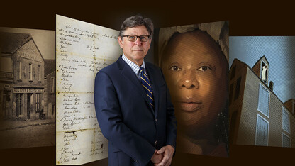 Thomas to give Nebraska Lecture on families who challenged slavery