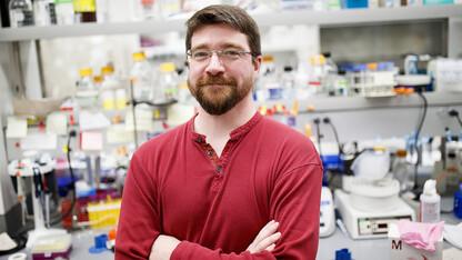 Husker biochemists earn $1.18M grant to study enzymes