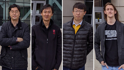 Husker-led research team aims for safer storage of nuclear waste