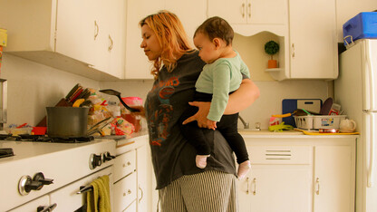 Moran wins Perry Photojournalism Challenge with 'Nature of Motherhood'