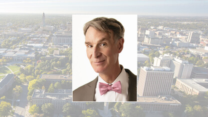 'A Conversation with Bill Nye' is April 28