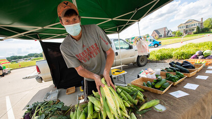East Campus Discovery Days and Farmer's Market kicks off June 12
