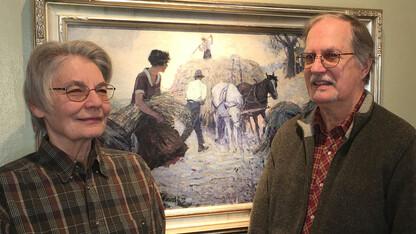 Agrarian art focus of Great Plains museum gallery talk