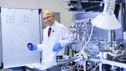 Nejati's molecular research earns CAREER award