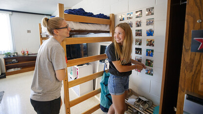 Curbside service to smooth way for residence hall move-in days