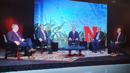 Fortenberry, Thompson discuss future of ag with university leaders