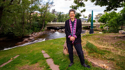 Michaels to study flooding management in Canada as Fulbright project