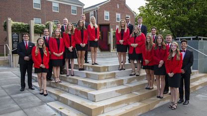 20 Huskers named 2021 homecoming royalty finalists