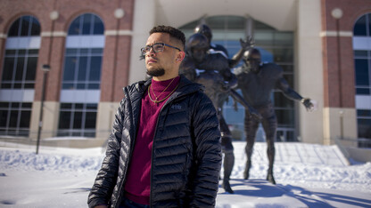 Keeler advocates for newsroom diversity, Black stories on campus