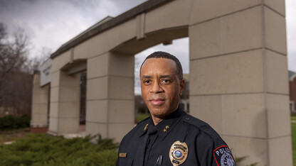 Chief reflects on year of change