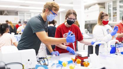 University draws more first-generation students, first-year Nebraskans
