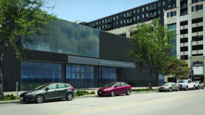Construction begins on Carson Center for Emerging Media Arts