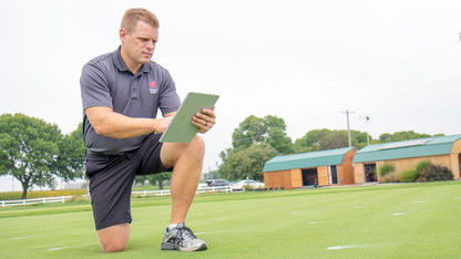 Nebraska turfgrass tech reaches customers worldwide