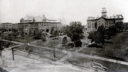Nebraska Lecture to explore origins of campus architecture