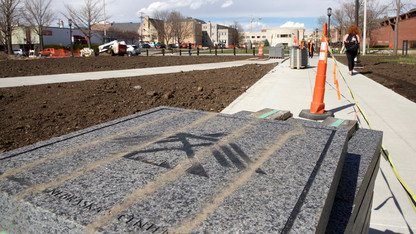 Centennial Mall project nears completion
