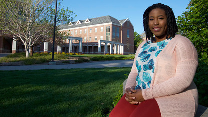 UNL honors Young for her student activist efforts